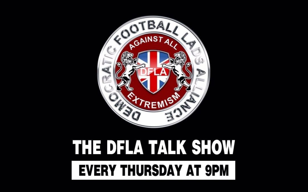 The DFLA show is now live at www.wakeupuk.net/chat/