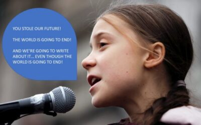 Greta Thunberg: Will be remembered as the dumbest kid in history